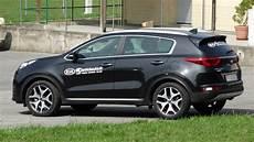 Kia Sportage Gt Line 1 7 Crdi 141 Cv Dct Test Drive