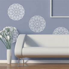 paint patterns for walls wall lace decorative stencil talia for home painting decorating diy decor ebay
