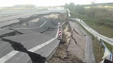 A20 Bei Tribsees Gesperrt Autobahn Bricht Einfach Weg