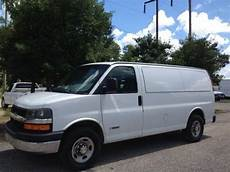 auto repair manual online 2003 chevrolet express 3500 electronic valve timing sell used 2003 chevrolet express 3500 base standard cargo van 3 door 6 0l in carson virginia
