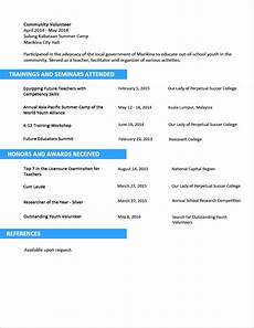 30 simple and basic resume templates for all jobseekers wisestep