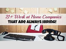 legit remote jobs hiring now