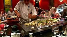Japanese Show Cooking Part 1 Iberostar Japanese