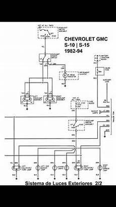 1983 s10 2 8 wire diagram gmc truck wiring diagrams on gm wiring harness diagram 88 98 kc chevy s10 98 chevy