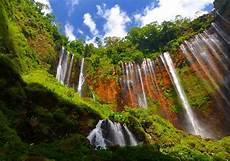 7 Destinasi Wisata Air Terjun Di Lumajang Paling Indah