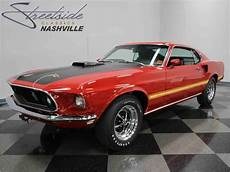 1969 ford mustang mach 1 cobra jet for sale classiccars