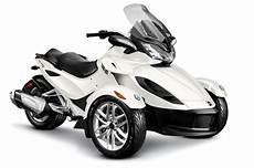 Can Am Spyder Motor