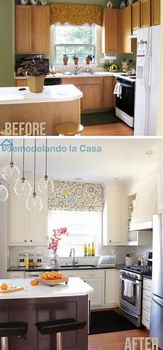 kitchen makeover remodelando la casa