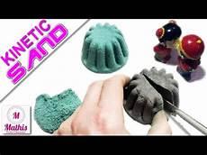 diy kinetic sand kinetischer sand selber machen