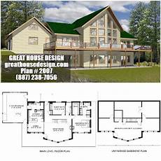 icf house plans mountain waterfront icf home plan 2007 toll free 877