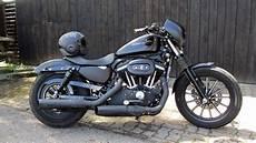 Harley Davidson Iron 883 Stage 1