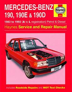 online auto repair manual 1987 mercedes benz w201 electronic valve timing mercedes benz 190 190e and 190d petrol and diesel haynes new workshop car manuals repair