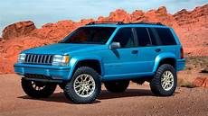 jeep grand one concept jeep grand 1993 based youtube