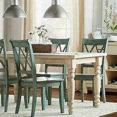 esstisch shabby look farmhouse dining table country kitchen dinette wood