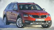 skoda octavia scout 2018 2018 skoda octavia scout safety and driving pleasure in any situation