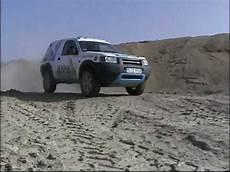 land rover freelander road