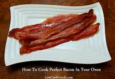 how to cook perfect bacon in your oven no mess