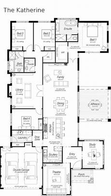 house plans with scullery kitchen like the concept of the kitchen being open to family areas