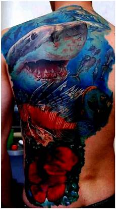 35 most popular shark tattoos