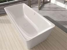 vasche da bagno kaldewei vasca da bagno centro stanza in acciaio smaltato