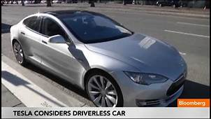 Tesla Google Exploring Autopilot Car Technology  Doovi