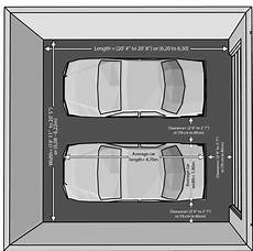 garage size for two cars garage dimensions for two cars garage measurements cad garage
