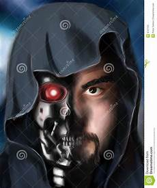 Cyborg Stock Photos Image 9747153