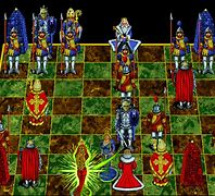 Image result for Battle Chess Queen