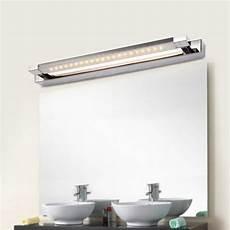 applique miroir led rotatif eclairage pour salle de bains