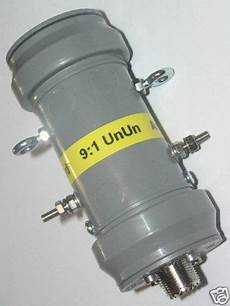 unun balun 1 9 magnetic balun unun for long wire antenna ebay