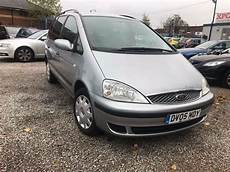 2005 ford galaxy 1 9 tdi lx 5dr 1 previous owner 7 seater