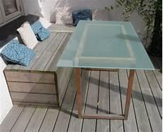 holz tischplatte für draussen gartentisch mit glasplatte selber bauen 187 nachhaltigkeitsblock
