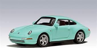 AUTOart Porsche 993 Coupe  Mint Green 20121 In 164
