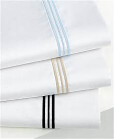 closeout hotel collection tuxedo sheet sets sheets bed bath macy s