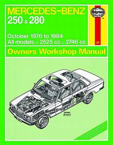 manual repair autos 1977 mercedes benz w123 engine control mercedes benz 250 and 280 w123 series haynes workshop manual sagin workshop car manuals
