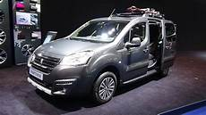 2015 peugeot partner tepee outdoor exterior and