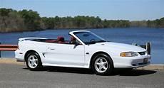1995 ford mustang gt convertible 2 door ebay