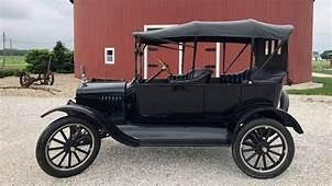 Driving The Ford Model T Through 110 Years Of American