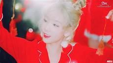 Malvorlagen Weihnachtsmann Jung 소녀시대 태티서 태연 Dear Santa 캡쳐 움짤