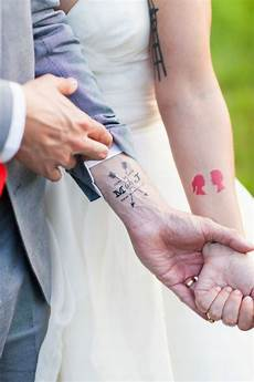 Story Cool Ideas For Couples Wedding Tattoos top 9 unique wedding details we in 2015 tulle