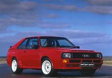Audi Quattro 1980 - definitive cars of the 1980 s