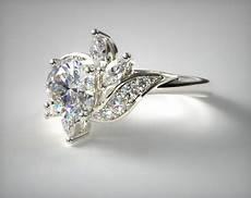 bird wedding ring bird of paradise engagement ring 14k white gold 17678w14