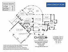 lakeview house plans lakeview cottage house plan 16009 garrell associates inc