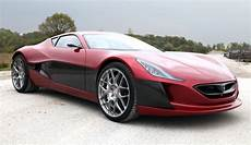 rimac concept one rimac concept one electric supercar gets track time