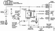 1989 chevrolet r3500 wiring diagram 90 chevy corsica 3 1 l trouble shooting a fuel problem working on the relay i want to