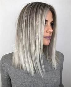 gray silver light blond hair in 2019 grey hair