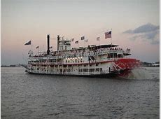 New Orleans Dinner Cruises   Creole Queen vs. Steamboat