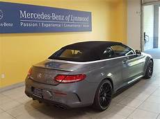pre owned 2018 mercedes c class amg 174 c 63 s cabriolet