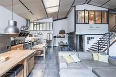 cuisine loft industriel loft industriel avec patio 245 m2 p 233 gomas tarifs 2019