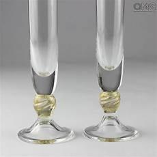 foto bicchieri brindisi chagne flute bicchieri da brindisi in cristallo e oro